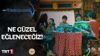 Mavi Ay büyük eğlence için iş başında - Tozkoparan 34. Bölüm