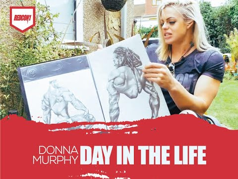 Day In The Life With IFBB Pro Donna Murphy