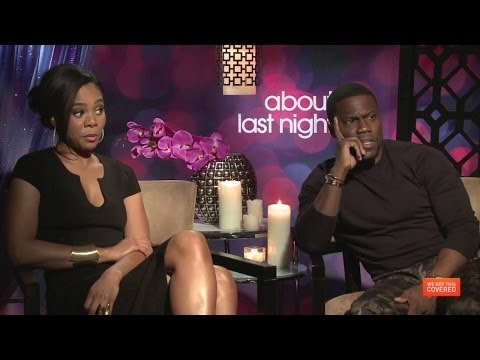 About Last Night Interview With Kevin Hart, Michael Ealy And More [HD]