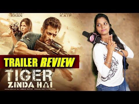 Tiger Zinda Hai Official Trailer Review |...