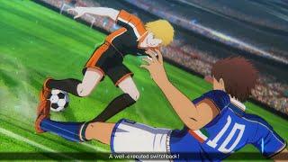 Captain Tsubasa Rise Of New Champions Netherlands Vs Italy 1