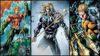 Alternate Versions of Aquaman