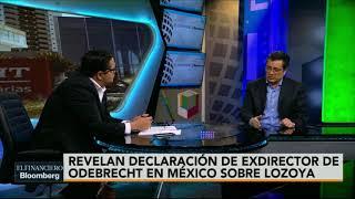 PGR dio a entender que Odebrecht había ofrecido información: Daniel Lizarraga