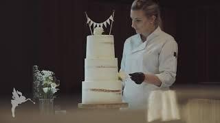 Semi Naked Hochzeitstorte - Torten Making of - Kanal Trailer