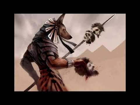 Анубис бог смерти  Ужасы мистика