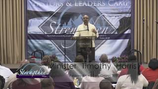 Pastor & Leaders Camp 2019 -  Minister Timothy Harris II