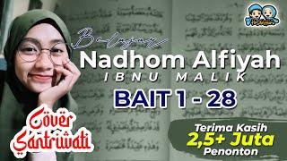 Download BELAJAR NADHOM ALFIYAH IBNU MALIK | BAIT 1 - 28 ( VIDEO LIRIK ) DIULANG 3 KALI