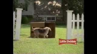 """Little Debbie Commercial - """"Unwrap A Smile."""" (1995)"""