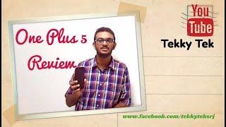 One Plus 5 Review with Pros & Cons Flagship Killer  India  TekkyTek