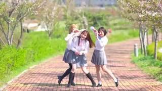 [Candy Floss] ラブポーション 踊ってみた 'Dance ver.' * F☆Reee @Free...