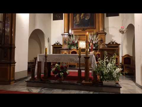 Czuwanie modlitewne na Zesłanie Ducha Świętego - Kapucyni Kraków