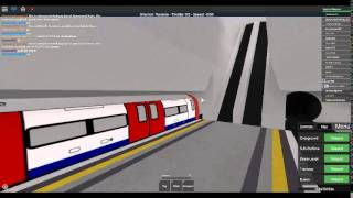 Roblox Mind the Gap - Transport Simulator (WIP) on Deep-Level
