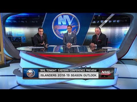 NHL Tonight: Season previews the 2018-19 New York Islanders  oct 1,  2018