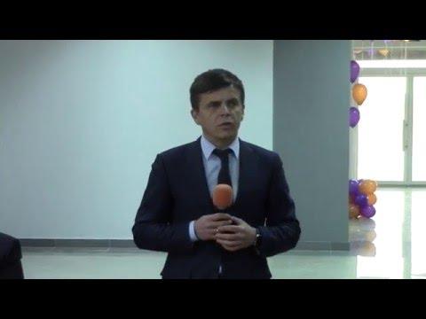 Мэр Житомира о значимости аэропорта и индустриального парка Житомира