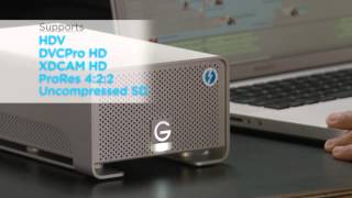 G-RAID with Thunderbolt | Official Product Overview