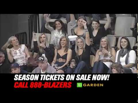 Boston Blazers 2011 Ticket Video