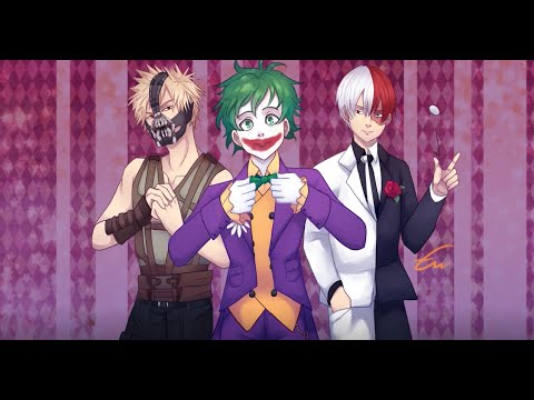 Funny Villain Deku Comic Dub Compilation 4 (My Hero Academia Comic Dub)