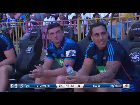 HIGHLIGHTS: 2018 Super Rugby #Week 5: Stormers v Blues #STOvBLU