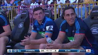 HIGHLIGHTS: 2018 Super Rugby #Week 5: Stormers v Blues #STOvBLU