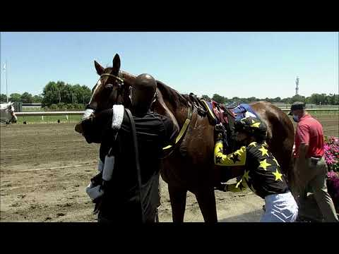 video thumbnail for MONMOUTH PARK 07-18-20 RACE 2