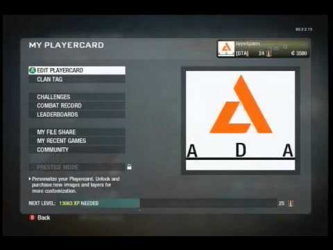 American Diabetes Logo Black Ops Emblem #4