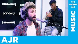 AJR - Burn The House Down [LIVE @ SiriusXM]