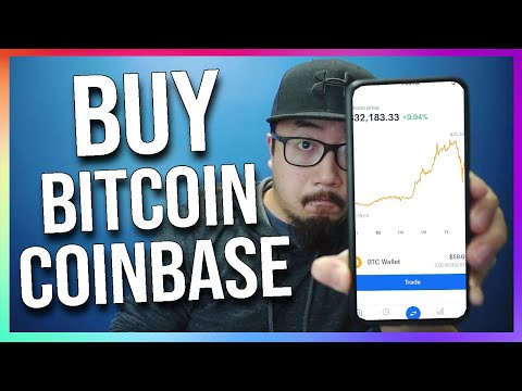 How To Buy Bitcoin On Coinbase (Coinbase Tutorial)