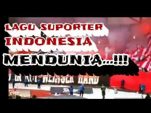 Lagu suporter indonesia mendunia