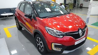 2019 Renault Captur Facelift Launched|Exterior,Interior&Boot Space Walkaround in 4K 60FPS