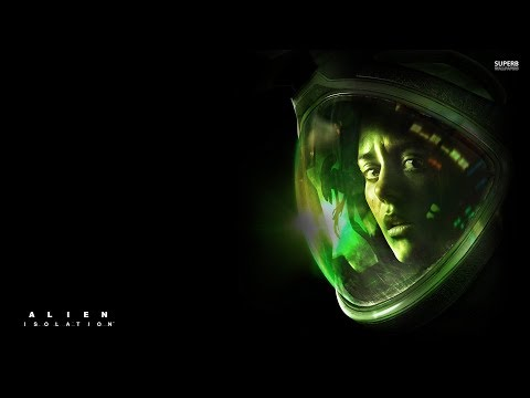 Стрим ALIEN ISOLATION ● сложность hard #1
