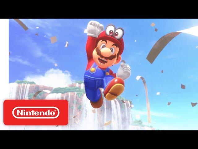 Super Mario Odyssey Accolades Trailer - Nintendo Switch