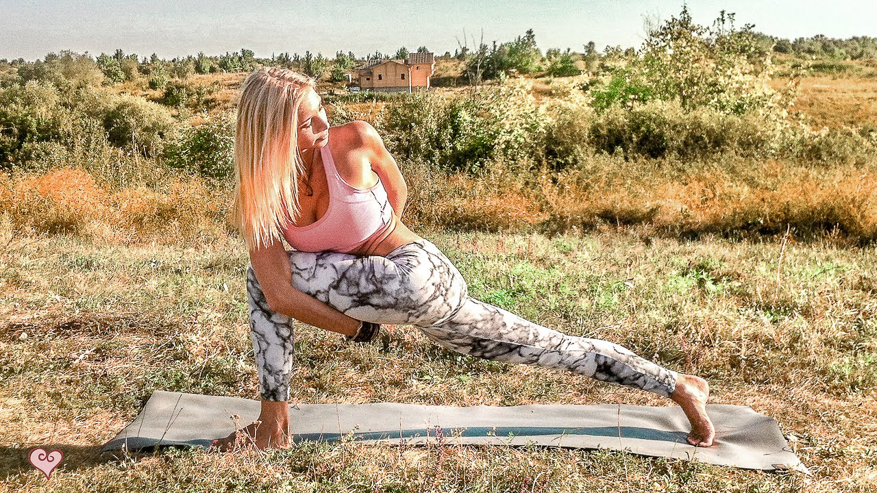Yoga To Revitalize & Energize Your Body Created by Boho Beautiful
