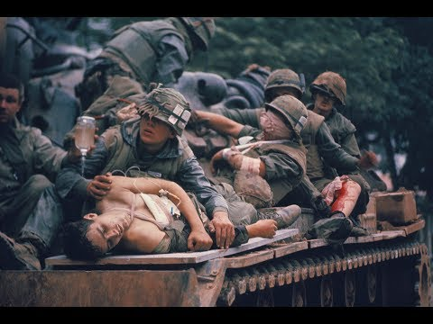 """""""This one's not dead yet"""": The Marines and Tet"""