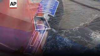 Scientists begin mission exploring Indian Ocean