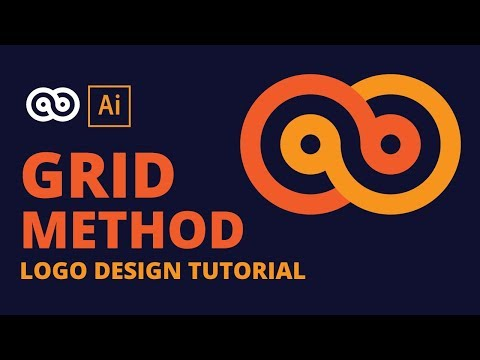 Abstarct Logo Design Tutorial Using Grid Method thumbnail