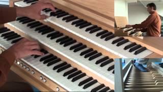 """J.S. Bach - Wachet auf, ruft uns die Stimme BWV 645 (""""Tholen"""")"""