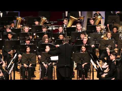 Atlanta Youth Wind Symphony (AYWS) performs Aquarium