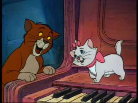 the Aristocats - Everybody wants to be a cat (norwegian)