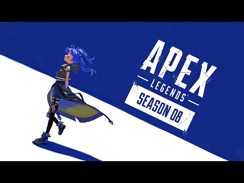 【APEX】ただいまあああああ!ひさびさすぎて絶対よう【にじさんじ/勇気ちひろ】