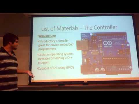 I2C Bus Injection Ethical Hacking Indiviual Project