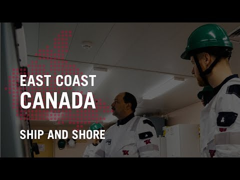 East Coast Canada: Ship and Shore Together | Teekay Offshore