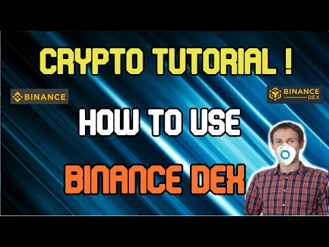 Binance DEX Tutorial | How To Use A Cryptocurrency Exchange