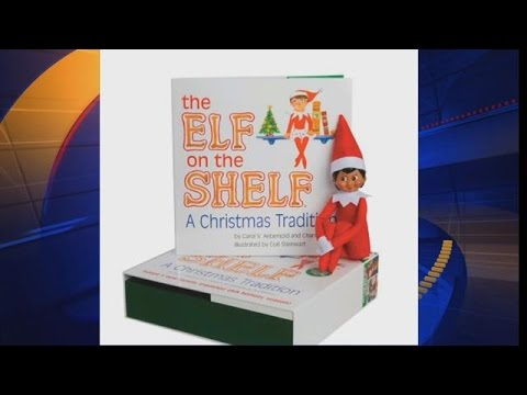 The Elf on the Shelf and The Mensch on a Bench