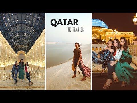 VISIT QATAR - TRAVEL FILM (TRAILER)