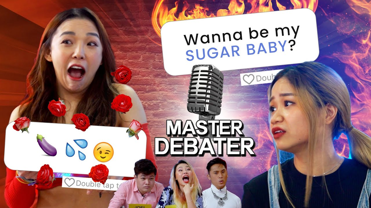 Sliding Into DMs Is Totally Acceptable? -MasterDebater Ep 1