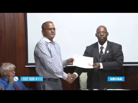 Guyana National Broadcasting Authority handed out radio licenses to six 'fit and proper' applicants