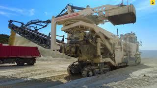 Фото Севастополь. Строительство 8 этапа трассы Таврида. Разработка скального грунта. БНС.