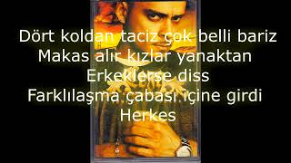 Ceza - Yerli Plaka Sözleri (Lyrics)