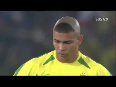 2002 World Cup Final, Germany vs Brazil (Full Match) - Traym