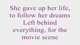 Michael Jackson-Hollywood Tonight Lyrics (HD)
